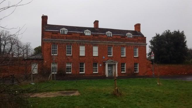 D'Arcy House